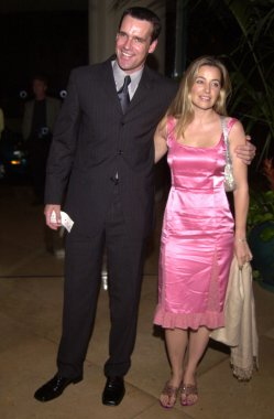 David James Elliot and wife Nancy