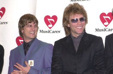 Rob Thomas and Jon Bon Jovi