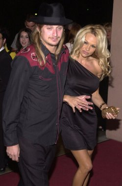 Kid Rock and Pam Anderson