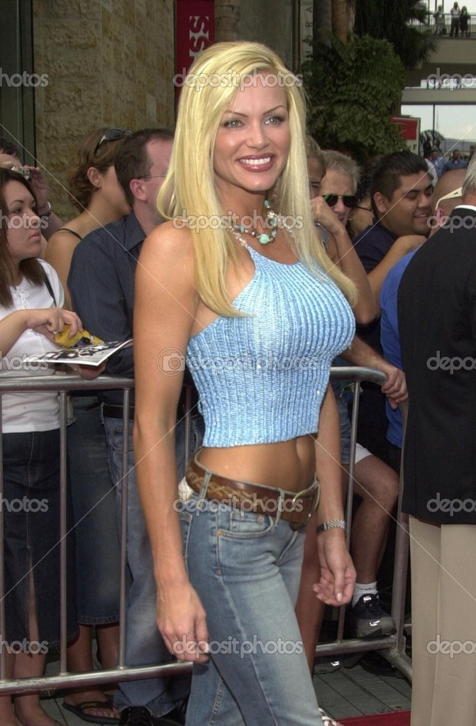 Nikki Ziering Stock Photo