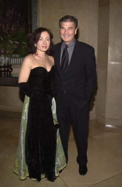 Robert Forster and Catherine Vallin