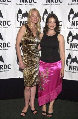 Jeri Ryan and Meredith Salinger