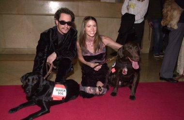 AJ McLean and Shannon Elizabeth