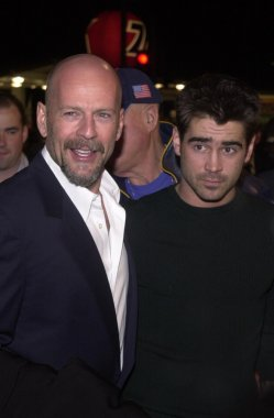 Bruce Willis and Colin Farrell