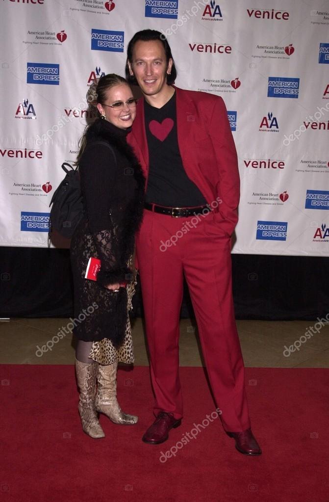 Steve Valentine And Wife Shari Valentine U2014 Stock Photo #17935947