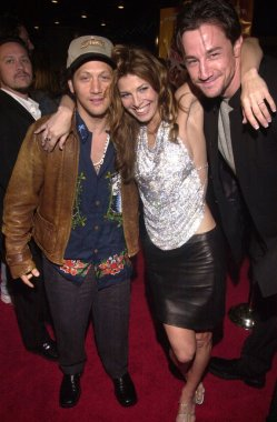 Rob Schneider, Tracy Kay Wolfe and Jeff Wolfe