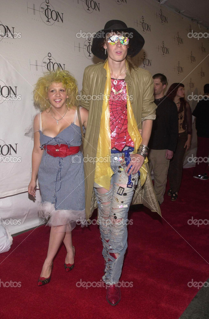 Jesse Camp with date Nina - Stock Editorial Photo © s