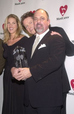 Diana Krall, Don Henly and Billy Joel