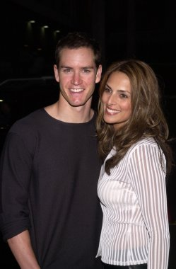 Mark-Paul Gosselaar with wife Lisa Ann Russell