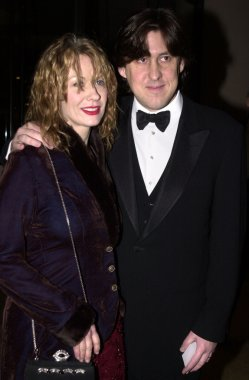 Cameron Crowe and wife Nancy Wilson