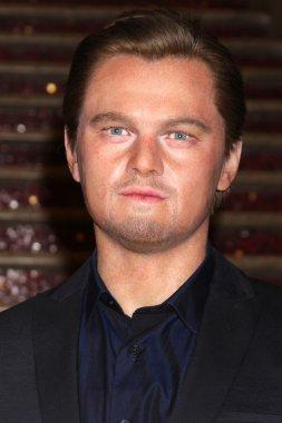 Leonardo DiCaprio Wax Figur