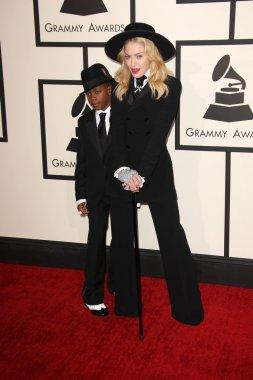 Madonna, David Banda