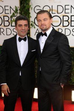 Oscar Isaac, Leonardo Dicaprio