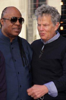 Stevie Wonder, David Foster