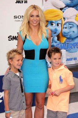 Britney Spears, Sean Preston Federline, Jayden James Federline