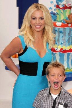 Britney Spears, Sean Preston Federline