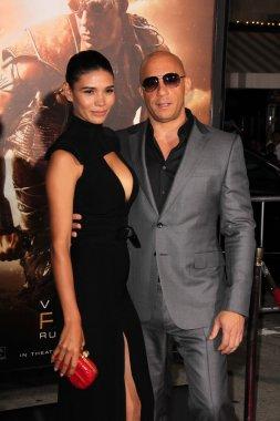 Paloma Jimenez, Vin Diesel