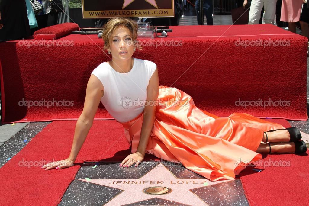 Jennifer Lopez at