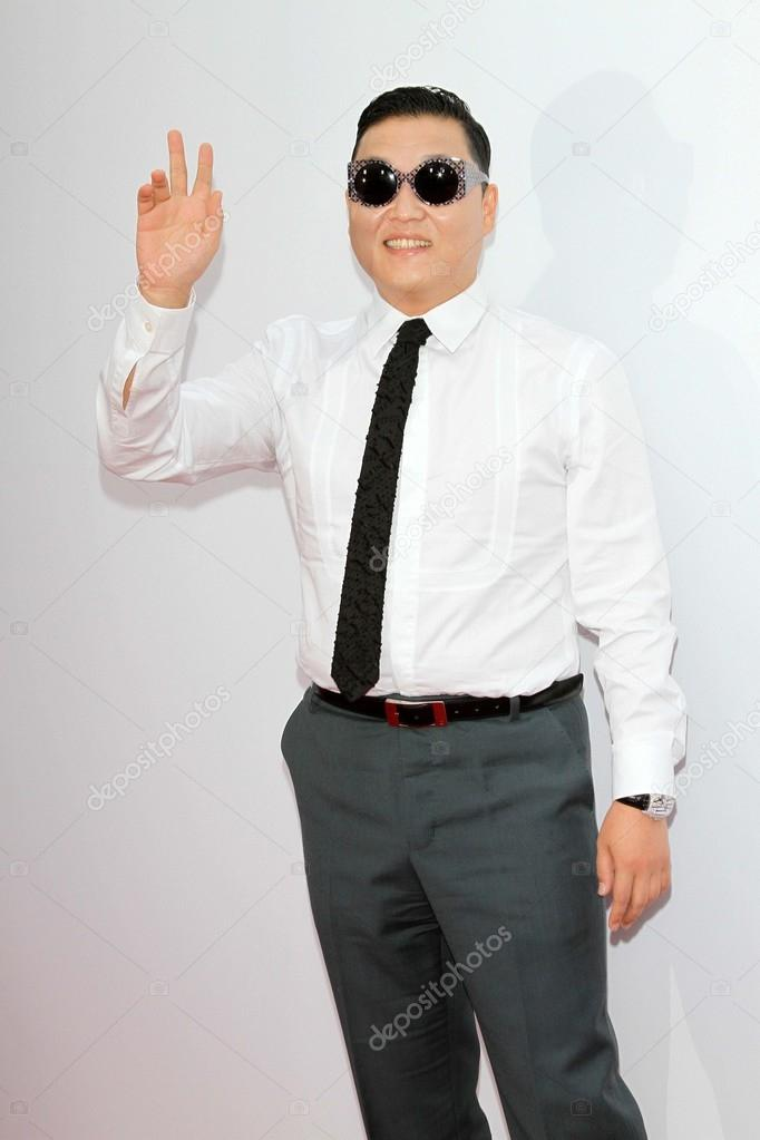 Psy Singer Stock Editorial Photo Sbukley 50748223