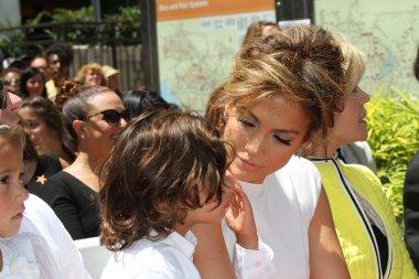 Jennifer Lopez and Max Anthony