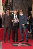 Johnny Depp, Jerry Bruckheimer, Tom Cruise