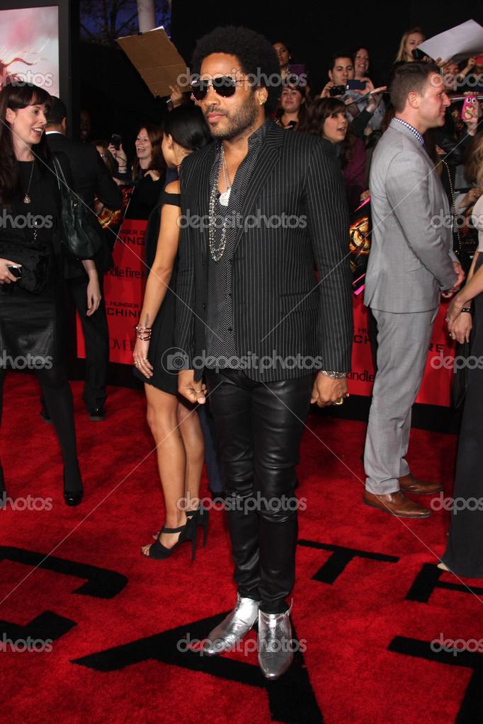 Lenny Kravitz Foto Editorial De Stock C S Bukley 50821877