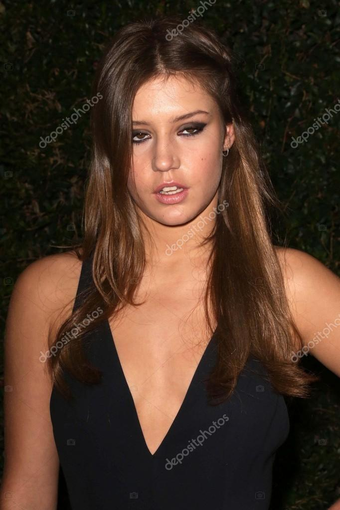 Adele Exarchopoulos at the Academy Of Motion Picture Arts And Sciences  Governors Awards, Ray Dolby Ballroom, Hollywood, CA 11-16-13 — Photo by  s bukley 9c96a7ec54e1