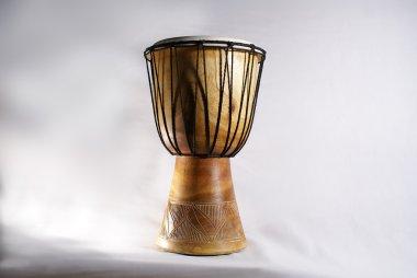 Powerful African drum