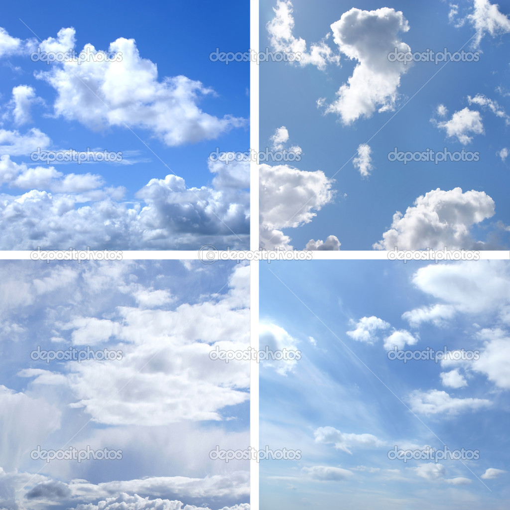 Some pictures of sky