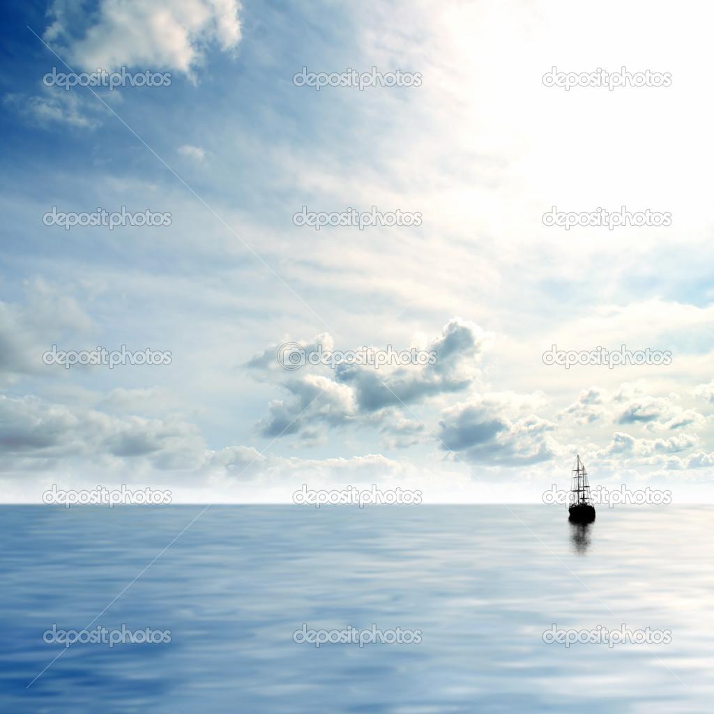 Sailing boacat