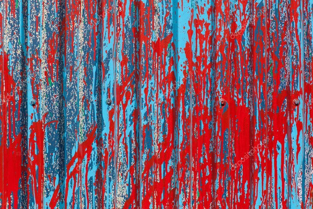 La Textura De Fondo Es Multi Color Rojo Gris Verde Azul Gris Metal