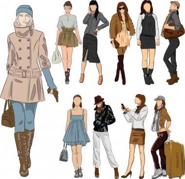 Fashion - vector