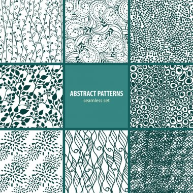 Seamless patterns collection