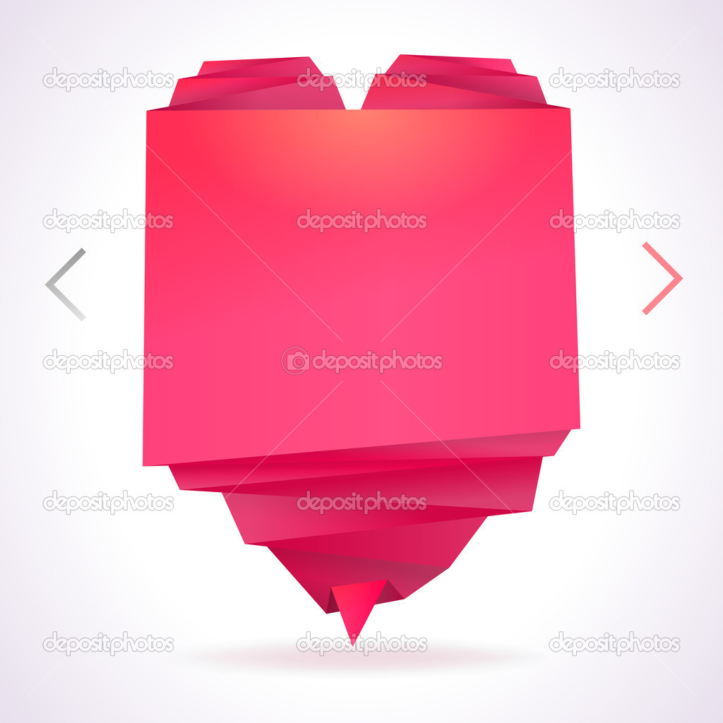 Origami 6-fold heart | Paper hearts origami, Origami shapes, Paper ... | 1024x1024