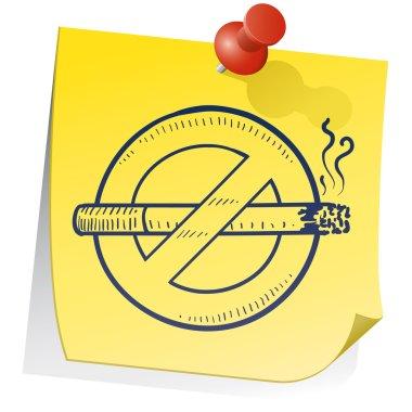 Remember to quit smoking
