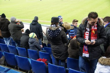 Disappointed Fans of Hamburg