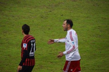 The player Heiko Westermann of the Hamburg Sport Club HSV