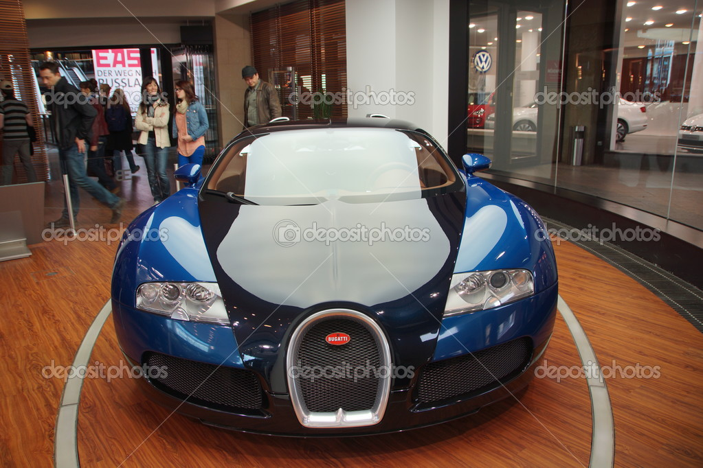 Bugatti Veyron 164 Stock Editorial Photo Bjoernd 24330777