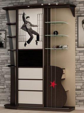 Closet Elvis Presley
