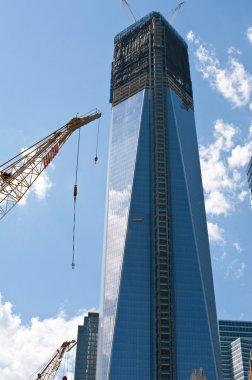 NEW YORK - JUNE 23: One World Trade Center (nicknamed the Freedo