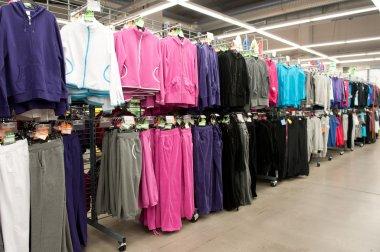 Sport clothing retailer