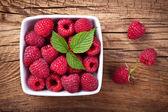 Photo Raspberries
