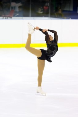 Ice skating figure
