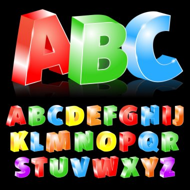 Vector ABC set