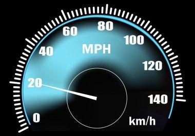 Speedometer. 10eps