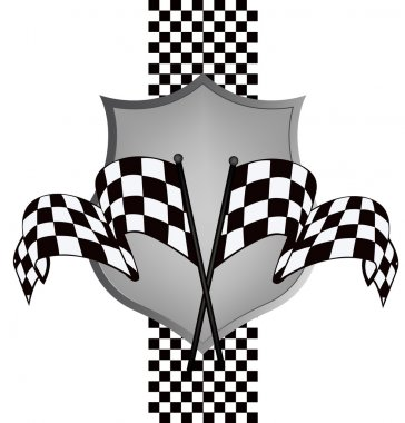Winner's racing background
