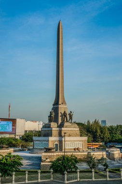 The victory mounament in Bangkok