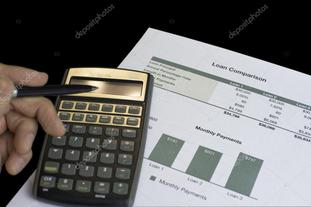 Расчет кредита эксель скачать