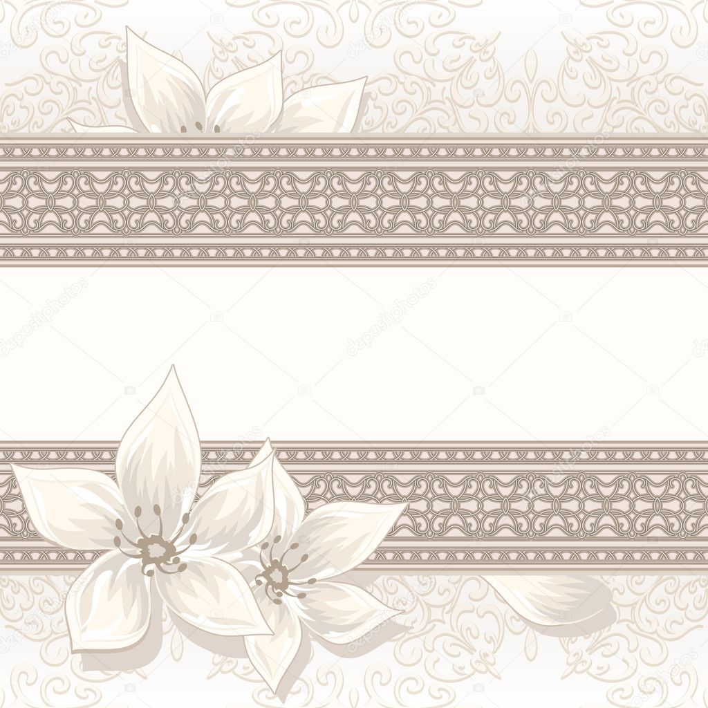 Fondo Vintage Color Beige
