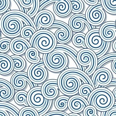 Swirly waves